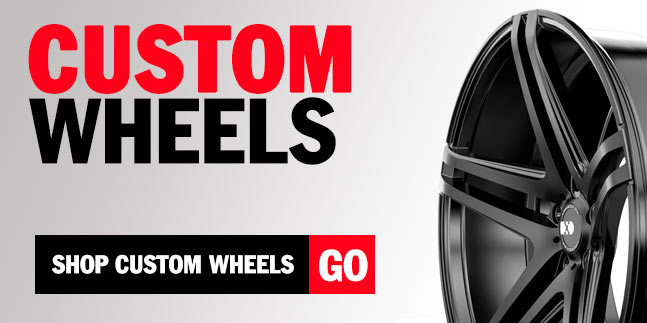 Custom Wheels Toronto