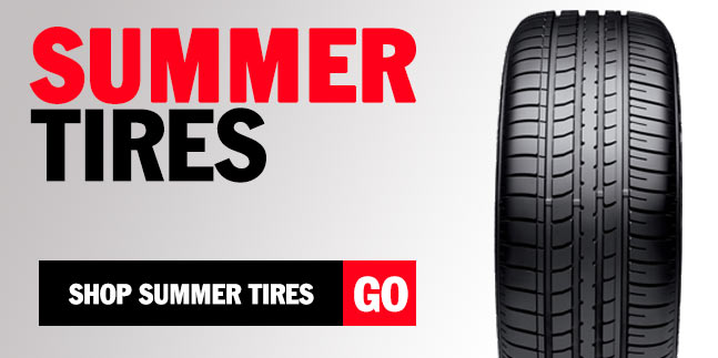 Summer Tires Toronto